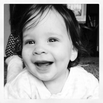Tallulah 7 months
