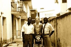 Josh and dad nigeria