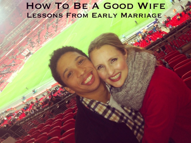 How to be a good wife2