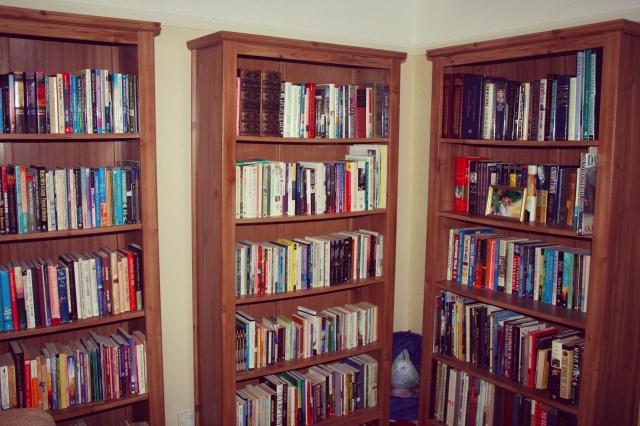 Dad's books